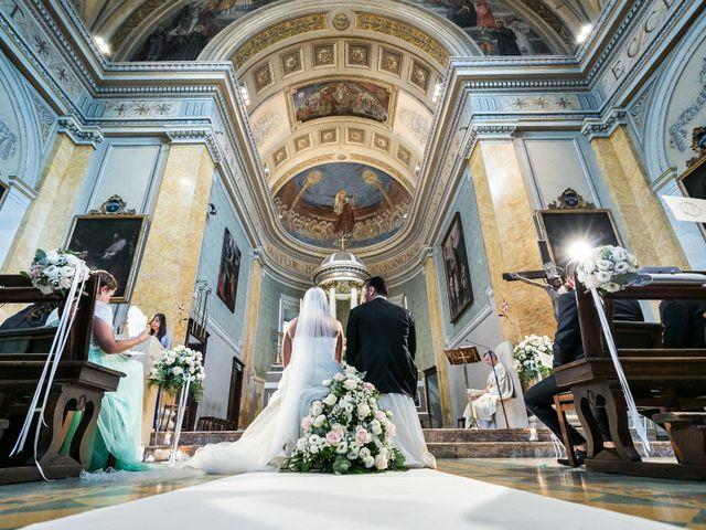 Il matrimonio di Matteo e Eleonora a Vignate, Milano 50