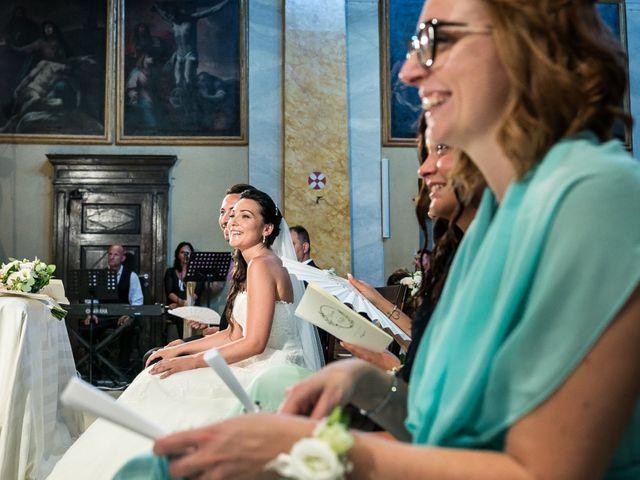 Il matrimonio di Matteo e Eleonora a Vignate, Milano 52