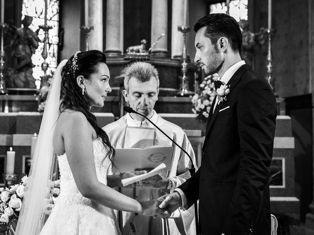 Il matrimonio di Matteo e Eleonora a Vignate, Milano 53