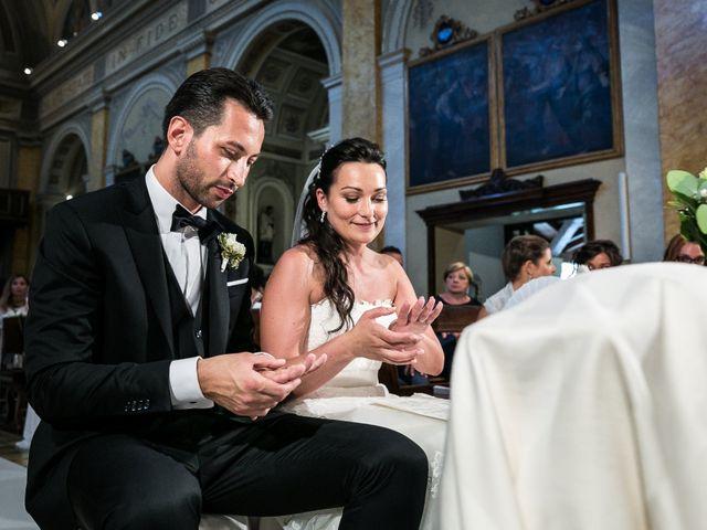 Il matrimonio di Matteo e Eleonora a Vignate, Milano 54