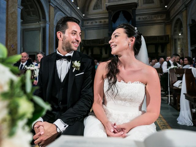 Il matrimonio di Matteo e Eleonora a Vignate, Milano 55