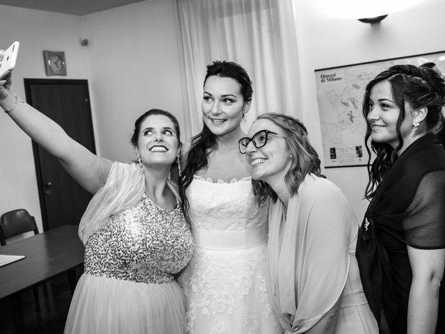 Il matrimonio di Matteo e Eleonora a Vignate, Milano 58