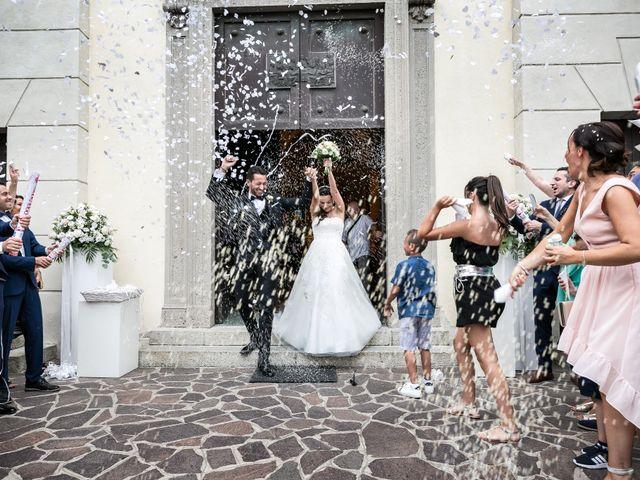 Il matrimonio di Matteo e Eleonora a Vignate, Milano 60