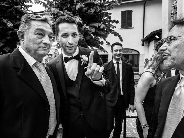 Il matrimonio di Matteo e Eleonora a Vignate, Milano 63