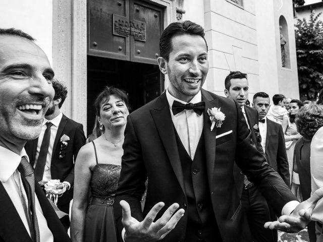 Il matrimonio di Matteo e Eleonora a Vignate, Milano 64