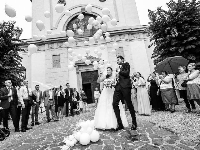 Il matrimonio di Matteo e Eleonora a Vignate, Milano 67