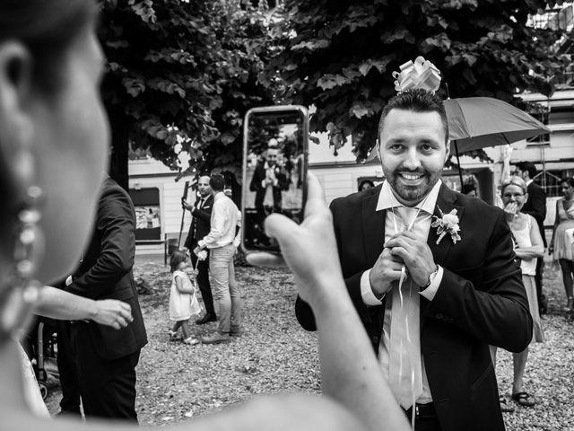 Il matrimonio di Matteo e Eleonora a Vignate, Milano 68