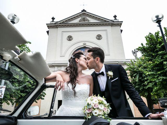 Il matrimonio di Matteo e Eleonora a Vignate, Milano 70