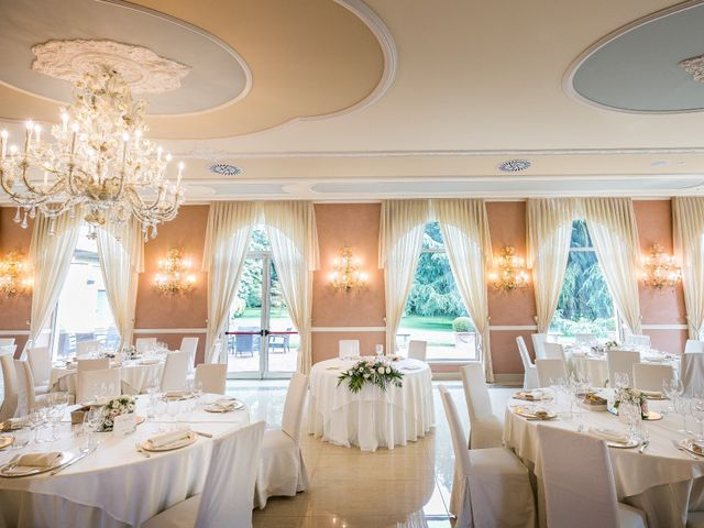 Il matrimonio di Matteo e Eleonora a Vignate, Milano 72