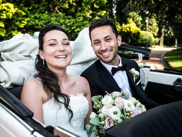 Il matrimonio di Matteo e Eleonora a Vignate, Milano 73