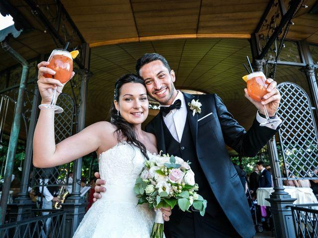 Il matrimonio di Matteo e Eleonora a Vignate, Milano 78