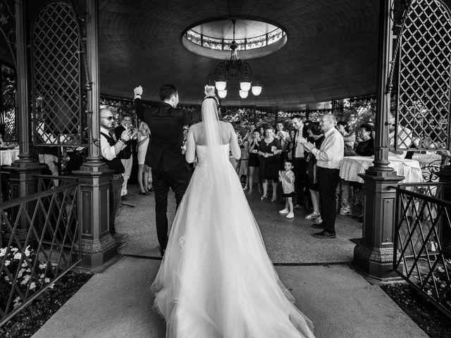 Il matrimonio di Matteo e Eleonora a Vignate, Milano 79