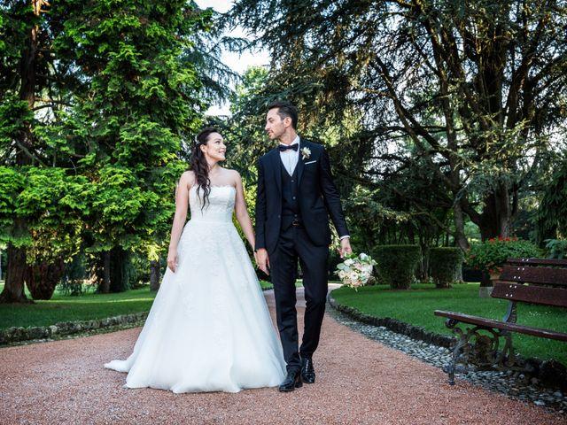 Il matrimonio di Matteo e Eleonora a Vignate, Milano 90