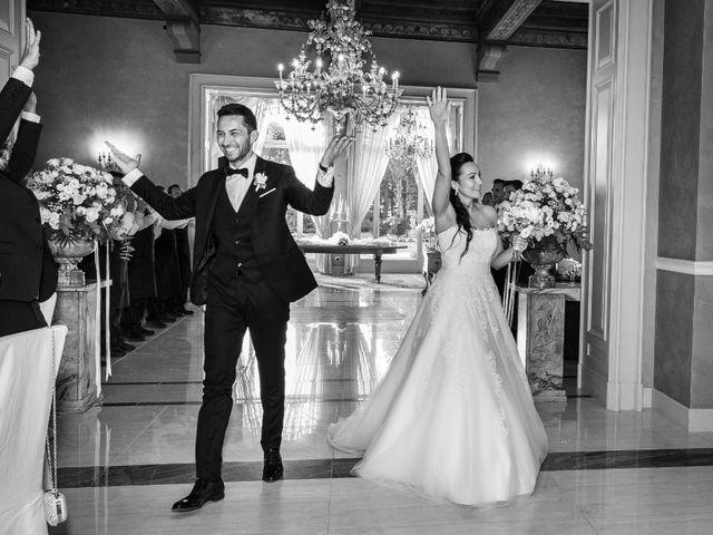 Il matrimonio di Matteo e Eleonora a Vignate, Milano 99