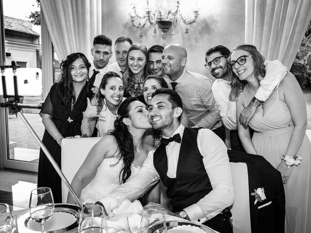 Il matrimonio di Matteo e Eleonora a Vignate, Milano 100