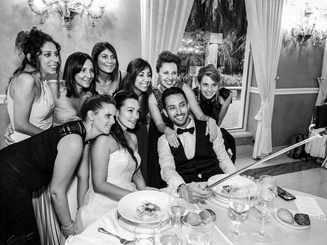 Il matrimonio di Matteo e Eleonora a Vignate, Milano 101