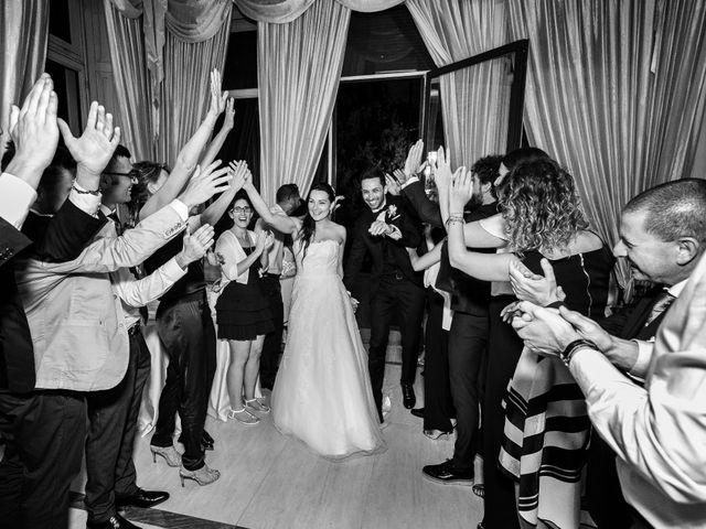 Il matrimonio di Matteo e Eleonora a Vignate, Milano 120