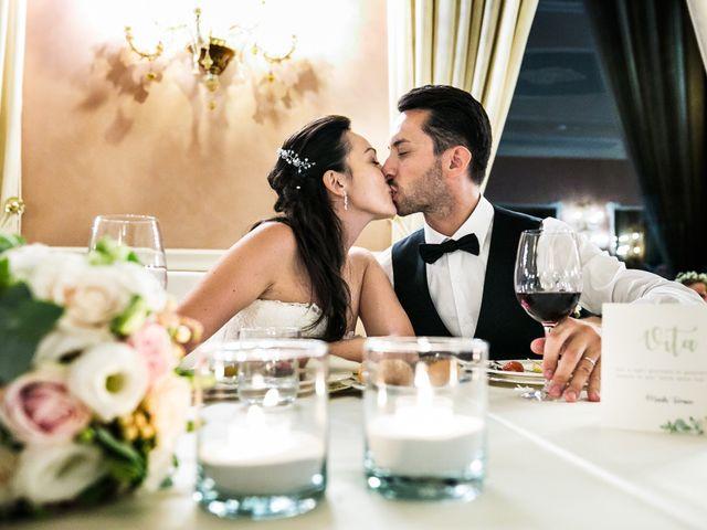 Il matrimonio di Matteo e Eleonora a Vignate, Milano 121