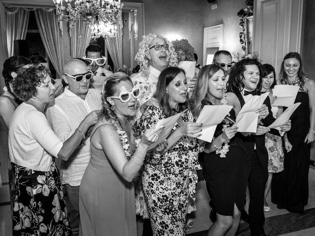 Il matrimonio di Matteo e Eleonora a Vignate, Milano 123