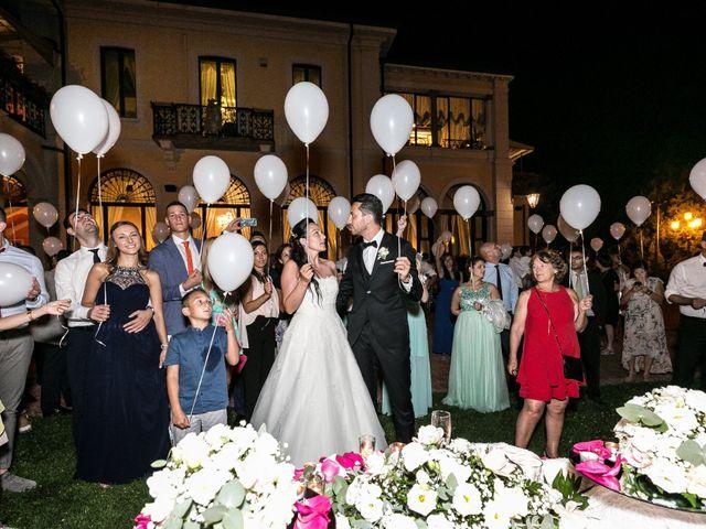 Il matrimonio di Matteo e Eleonora a Vignate, Milano 127