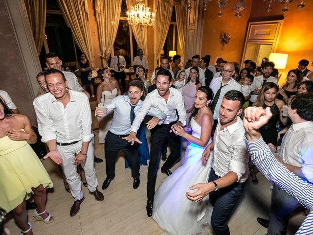Il matrimonio di Matteo e Eleonora a Vignate, Milano 140