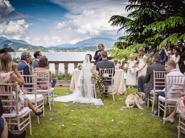 Le nozze di Nicoletta e Patrick