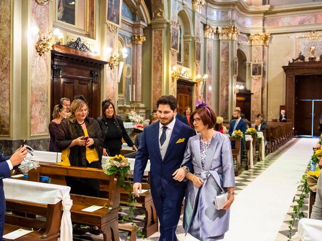 Il matrimonio di Luigi e Michela a Carvico, Bergamo 13