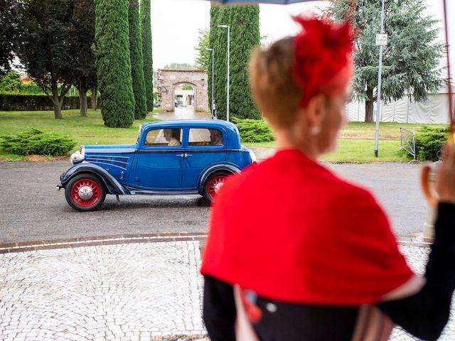 Il matrimonio di Luigi e Michela a Carvico, Bergamo 15