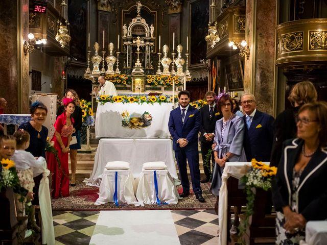Il matrimonio di Luigi e Michela a Carvico, Bergamo 17