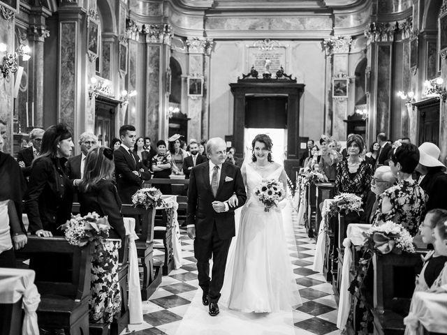 Il matrimonio di Luigi e Michela a Carvico, Bergamo 19