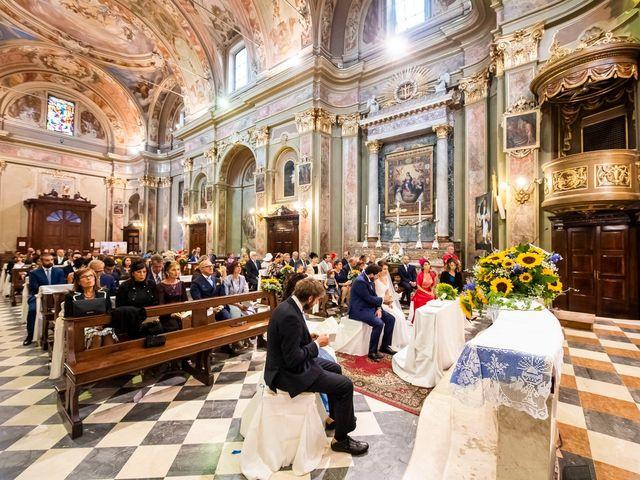 Il matrimonio di Luigi e Michela a Carvico, Bergamo 23