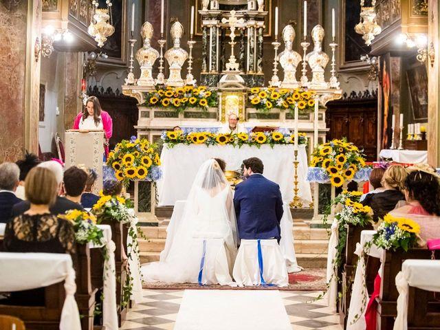 Il matrimonio di Luigi e Michela a Carvico, Bergamo 24
