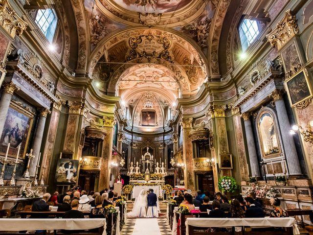 Il matrimonio di Luigi e Michela a Carvico, Bergamo 25