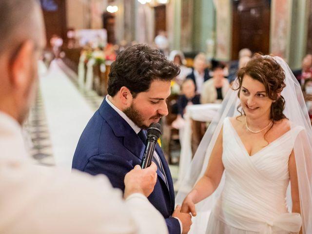 Il matrimonio di Luigi e Michela a Carvico, Bergamo 26