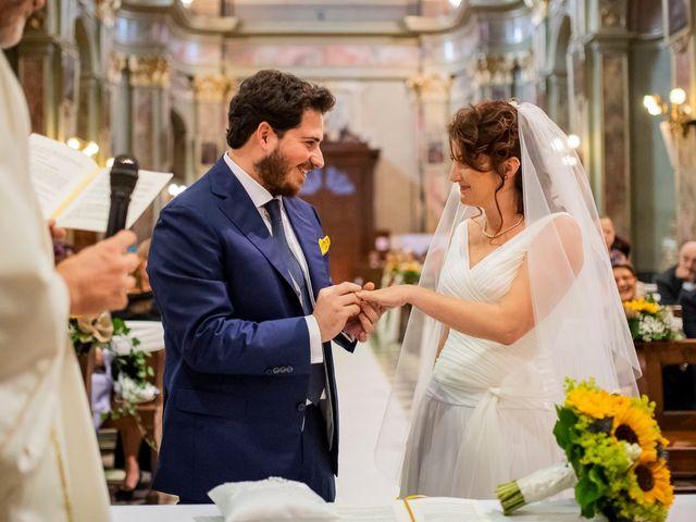 Il matrimonio di Luigi e Michela a Carvico, Bergamo 27