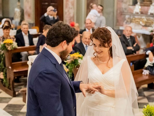 Il matrimonio di Luigi e Michela a Carvico, Bergamo 29