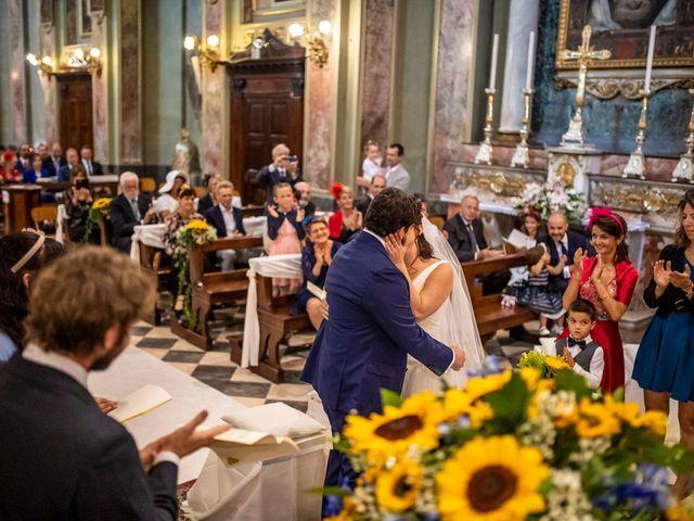 Il matrimonio di Luigi e Michela a Carvico, Bergamo 30