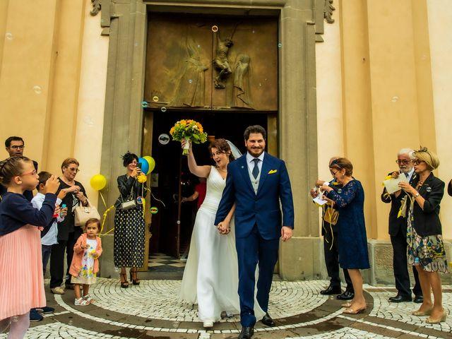 Il matrimonio di Luigi e Michela a Carvico, Bergamo 31