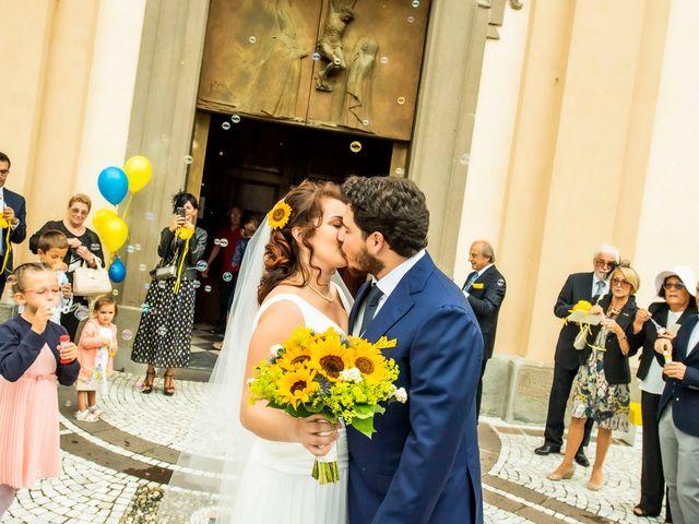 Il matrimonio di Luigi e Michela a Carvico, Bergamo 32