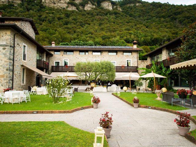 Il matrimonio di Luigi e Michela a Carvico, Bergamo 36