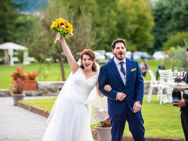 Il matrimonio di Luigi e Michela a Carvico, Bergamo 40