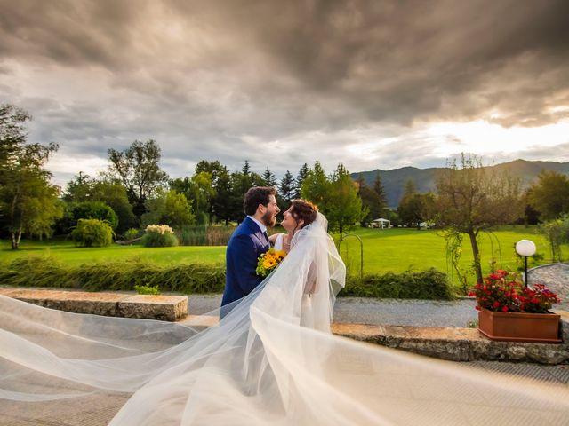 Il matrimonio di Luigi e Michela a Carvico, Bergamo 41