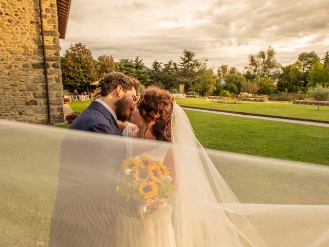 Il matrimonio di Luigi e Michela a Carvico, Bergamo 2
