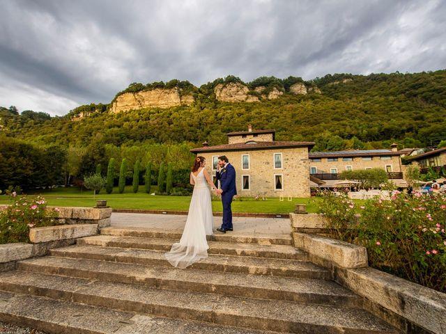 Il matrimonio di Luigi e Michela a Carvico, Bergamo 44