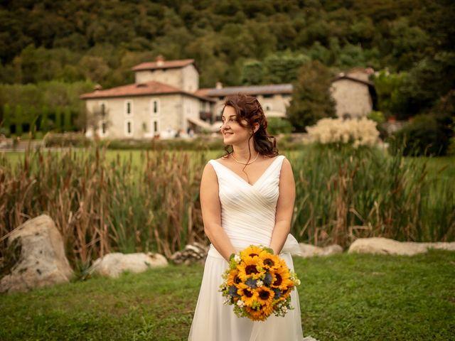 Il matrimonio di Luigi e Michela a Carvico, Bergamo 51