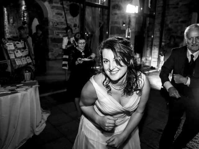 Il matrimonio di Luigi e Michela a Carvico, Bergamo 73