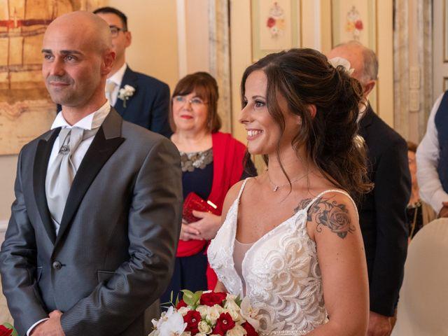 Il matrimonio di Michele e Gloria a Chioggia, Venezia 17