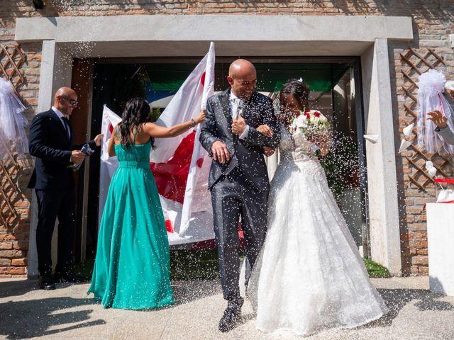 Il matrimonio di Michele e Gloria a Chioggia, Venezia 22