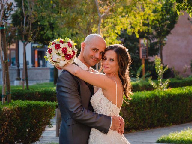 Le nozze di Gloria e Michele