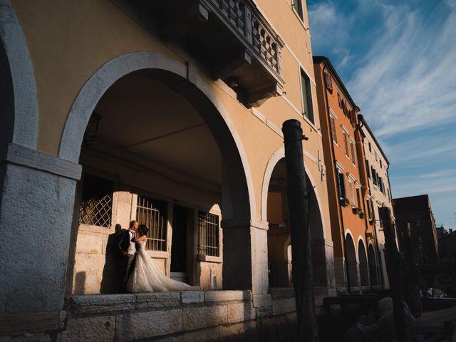 Il matrimonio di Michele e Gloria a Chioggia, Venezia 39